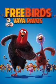Dos pavos en apuros (2013) | Free Birds | Vaya pavos |