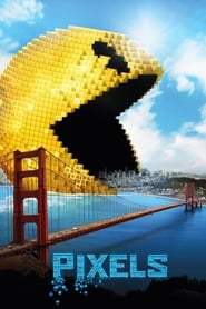 Pixels (2015) Hindi Dubbed