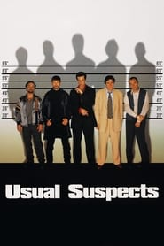 Poster for The Usual Suspects