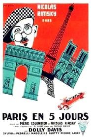 Paris en cinq jours 1926
