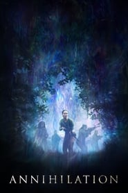 DVD cover image for Annihilation