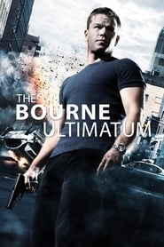Poster The Bourne Ultimatum 2007