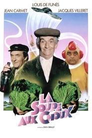 The Cabbage Soup – La soupe aux choux – Ο Λαχανόσουπας που ήρθε από το φεγγάρι (1981)