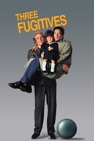 Poster Three Fugitives 1989