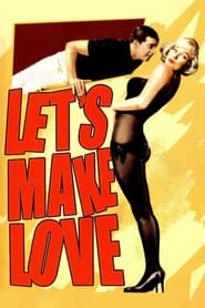 Poster Let's Make Love 1960
