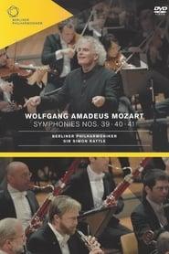 Berliner Philharmoniker - Mozart Symphonies Nos. 39, 40, 41 1970