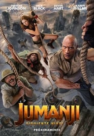 Jumanji: siguiente nivel (2019) Jumanji: The Next Level