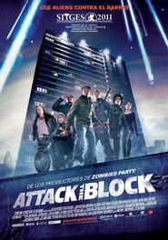 Ver Attack the Block Online HD Castellano, Latino y V.O.S.E (2011)