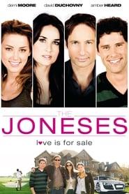 Poster The Joneses 2010