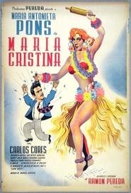 María Cristina 1951