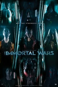 Poster The Immortal Wars
