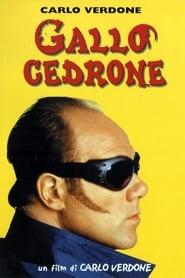 Poster Gallo cedrone 1998