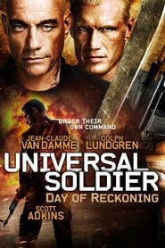 Poster Universal Soldier: Day of Reckoning 2012
