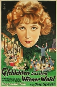 Tales from the Vienna Woods 1928