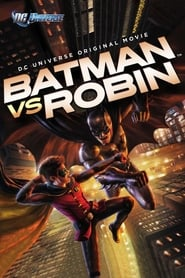 Batman kontra Robin / Batman vs. Robin (2015)