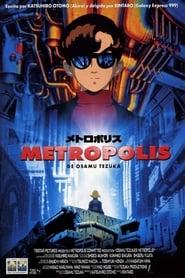 Metrópolis (Osamu Tezuka no Metoroporisu)