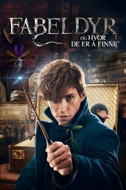 Fabeldyr og hvor de er å finne – Fantastic Beasts and Where to Find Them (2016)