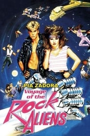 Voyage of the Rock Aliens (1984)