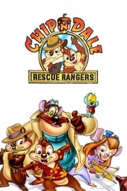 Poster Chip 'n' Dale Rescue Rangers 1990
