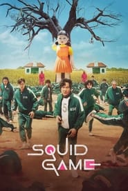 Poster Squid Game 2021