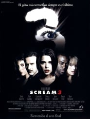 Scream 3 latino