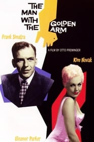 Poster for The Man with the Golden Arm