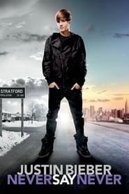 Poster Justin Bieber: Never Say Never 2011