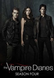 The Vampire Diaries - Season 4 poster
