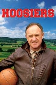 Poster Hoosiers 1986