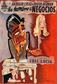 Un hombre de negocios 1945