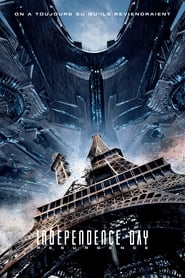 Poster Independence Day : Resurgence 2016