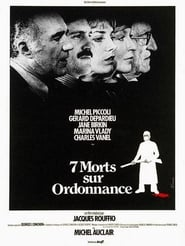 film 7 morts sur ordonnance streaming