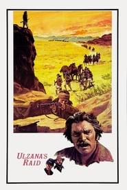 Poster Ulzana's Raid 1972