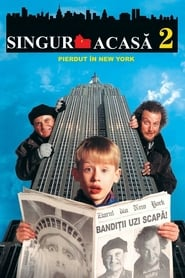 Home Alone 2: Lost in New York – Singur acasă 2 (1992) Online Subtitrat in Romana