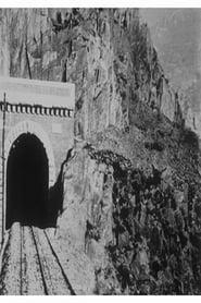 Panorama de la ligne de Cauterets, III. Le tunnel