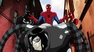 Marvel's Ultimate Spider-Man Season 4 Episode 1 : Hydra Attacks - Part 1