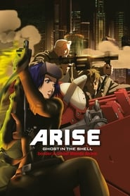 Poster Ghost in the Shell Arise - Border 4: Ghost Stands Alone 2014