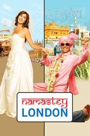 Poster Namastey London 2007