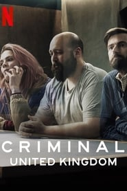 Poster Criminal: UK 2019
