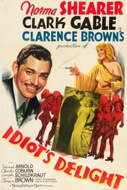 Poster Idiot's Delight 1939