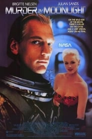 Poster Murder on the Moon 1989