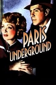 Paris Underground 1945