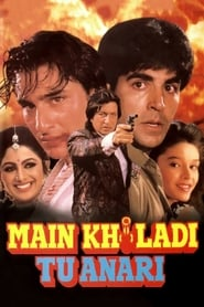 Main Khiladi Tu Anari 1994 Hindi Movie AMZN WebRip 400mb 480p 1.4GB 720p 4GB 12GB 1080p