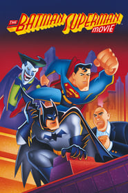 Δες το The Batman Superman Movie: World's Finest (1998) online μεταγλωττισμένο