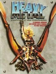 Assistir Heavy Metal: Universo em Fantasia online