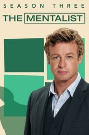 The Mentalist - Season 3 poster