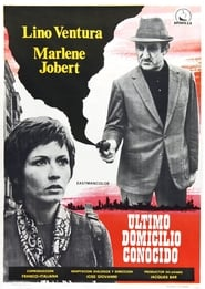 Film Dernier domicile connu 1970 Norsk Tale