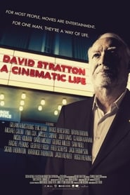 Poster David Stratton: A Cinematic Life 2017