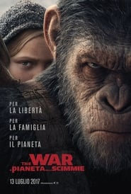 The War – Il pianeta delle scimmie streaming film completo italiano 2017