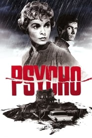 Poster for Psycho
